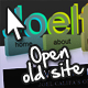 Open Old Site : Open Old Site